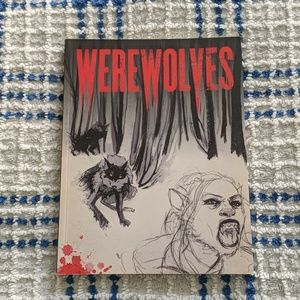 Werewolves book by Alice Carr